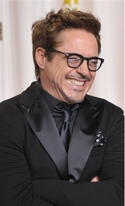 Oscars Robert Downey Jr