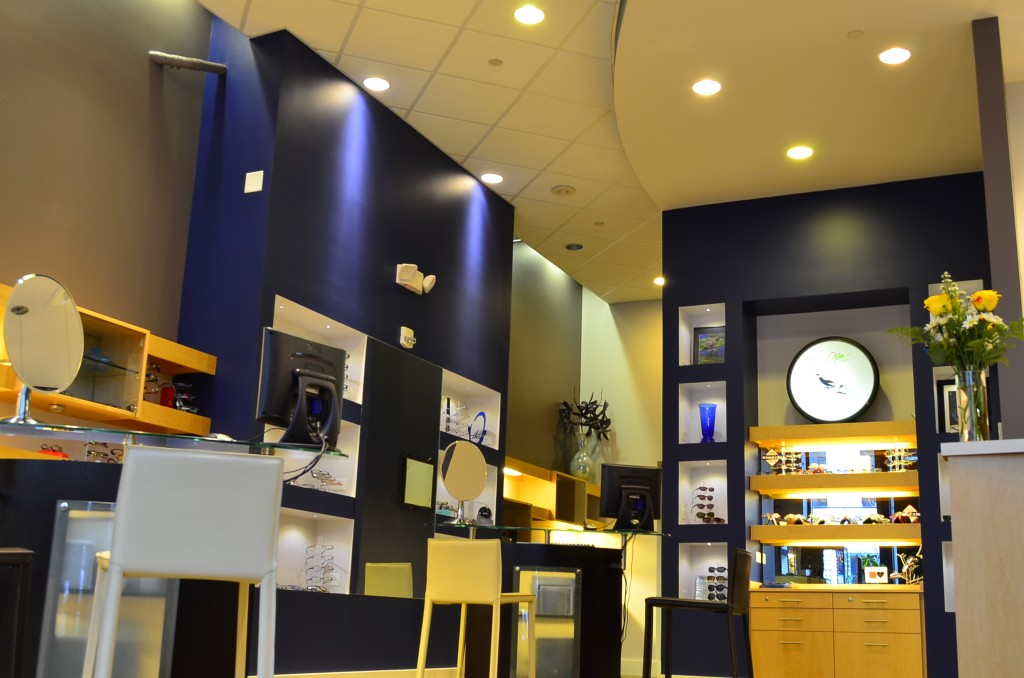 Picture of Eyeglasses Store