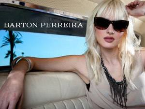 designer sunglasses from barton perreira eyewear