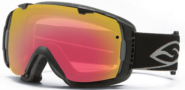 Smith Goggle IO VPR Black
