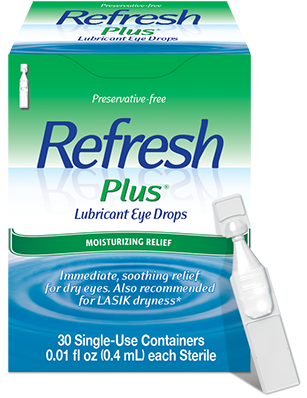 Refresh Artificial tears