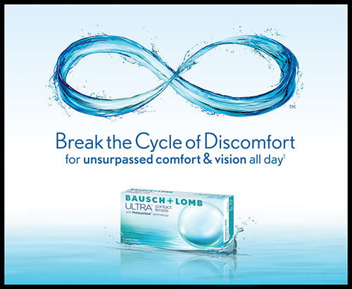 ae3a3aa5248 Best Contact Lenses for Dry Eye 2014 – Bausch   Lomb Ultra ...
