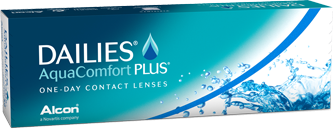 Picture of dailies aquacomfort plus