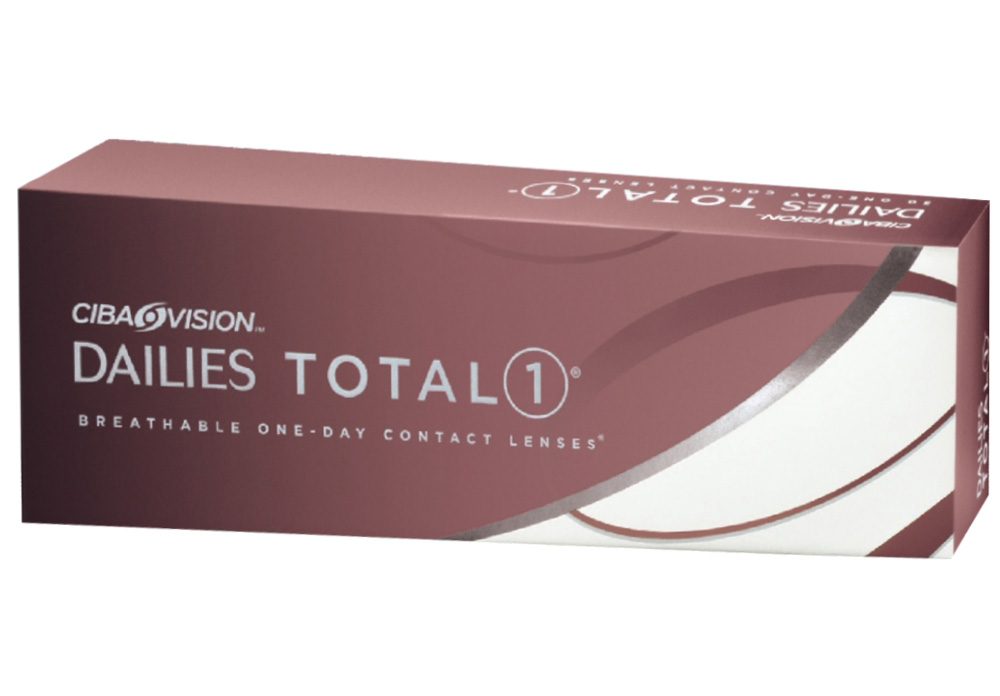 Picture of Dailies Total One Contact Lens